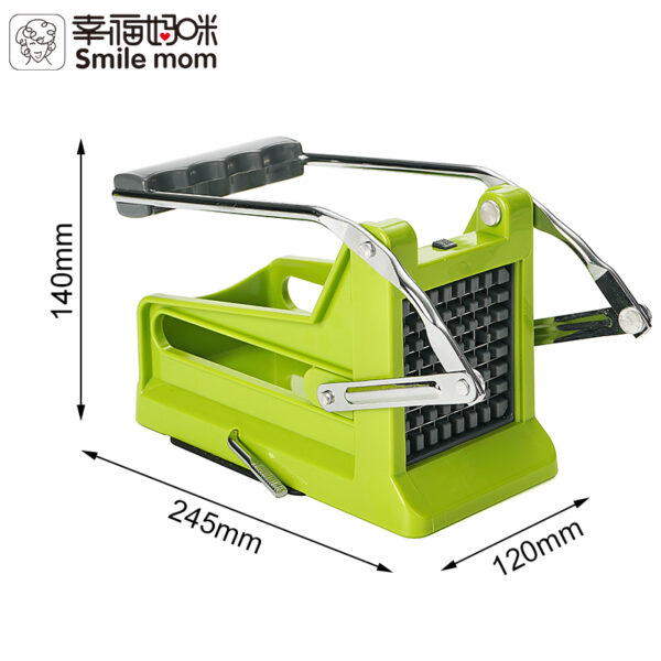 Amazon Hot Sale Kitchen Tools French Fry potato chip cutter