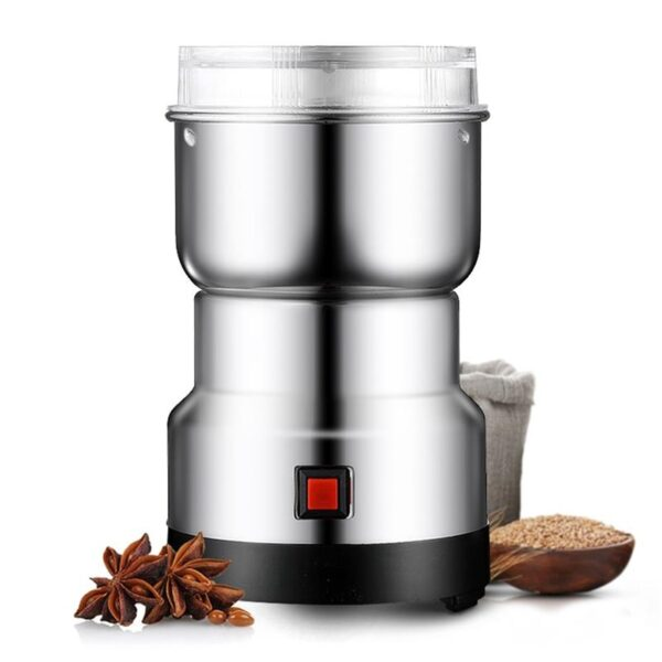 Electric Coffee Grinder Kitchen Cereals Nuts Beans Spices Grains Grinding Machine Multifunctional Home Coffe Grinder Machine