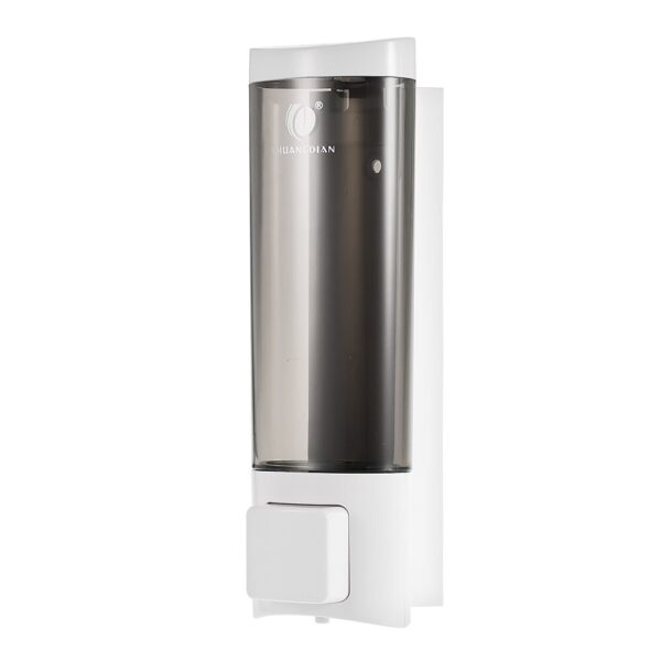 Liquid Soap Dispensers Wall Mount Three Chamber Shampoo Box Bathroom Accessories Liquid Dispensers Restroom Washroom Soap Holder