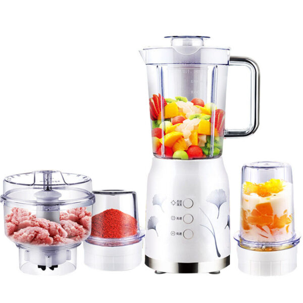 Multi function auxiliary food ground meat household kitchen soybean milk juice food stand mixer