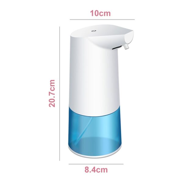 Touchless Bathroom Dispenser Smart Sensor Liquid Soap Dispenser for Kitchen Hand Free Automatic Soap Dispenser