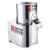 Stainless steel kitchen vegetable grinding / chopping / slicing machine