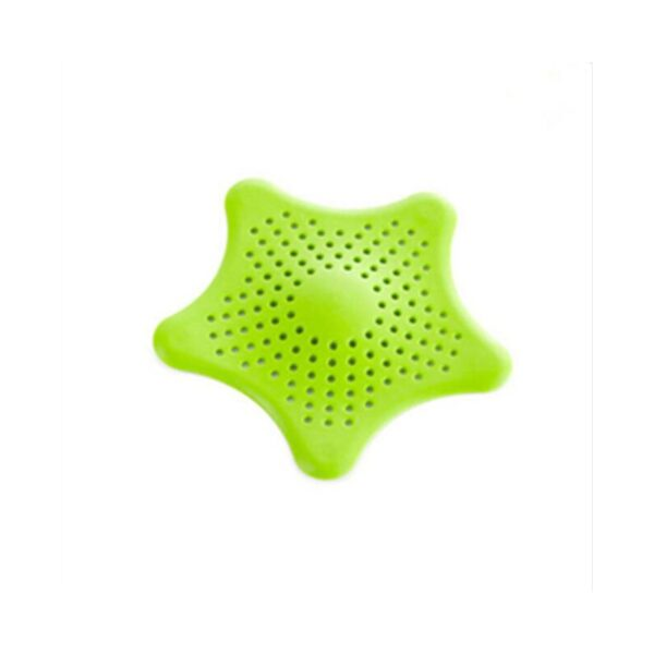 Shower Drain Silicone Kichen Sink Drain Hair Stopper Catcher Filter Bathroom Accessories Bathtub Strainer Sewer Outfall Filter