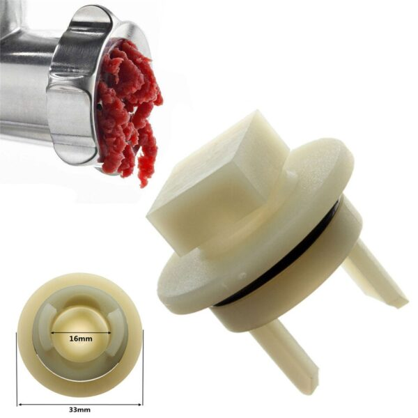 10Pcs Meat Grinder Parts Household Electric Meat Chopper Elements Plastic Gear Sleeve 418076 Fit For Bosch BEKO