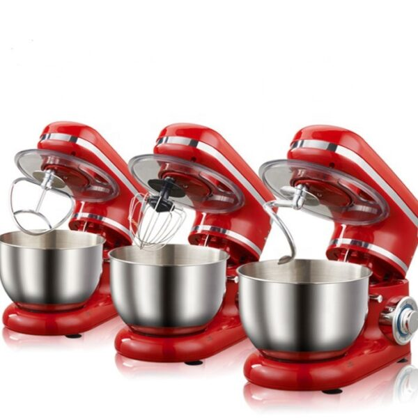 Portable stand mixer for kitchen appliance