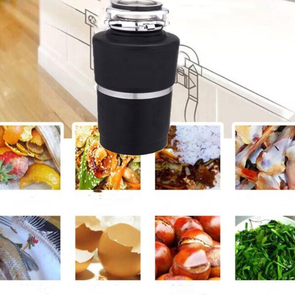 Domestic Food Waste Disposal For Kitchen Use
