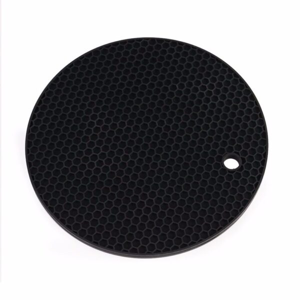 Home Air Frying Pan Accessories Five Piece Fryer Baking Basket Pizza Plate Grill Pot Mat Multi-functional Kitchen Accessory