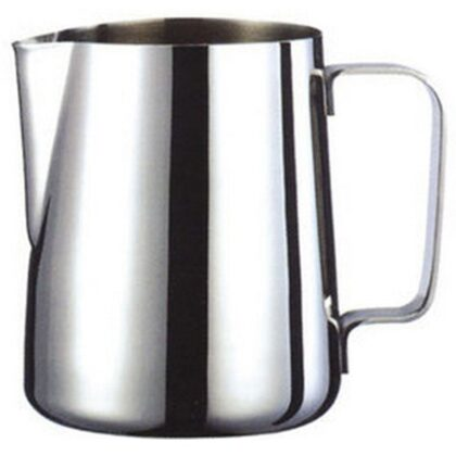 Jug Milk Pitcher Stainless Steel Milk Bowls For Frother Craft Coffee Latte Frothing Pitcher Latte Art (200ml)