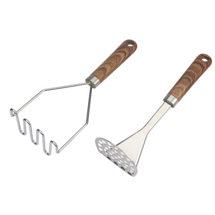 Kitchen Tools Stainless Steel Fruit Food Potato Masher