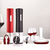 Kitchen Accessories Tools Built In Foil Cutter Wireless Electric Wine Opener
