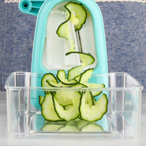 Household Manual Graters Spiral Cutter Multifunction Fruit Vegetable Potato Cutter Stainless Steel Grater Kitchen Tools