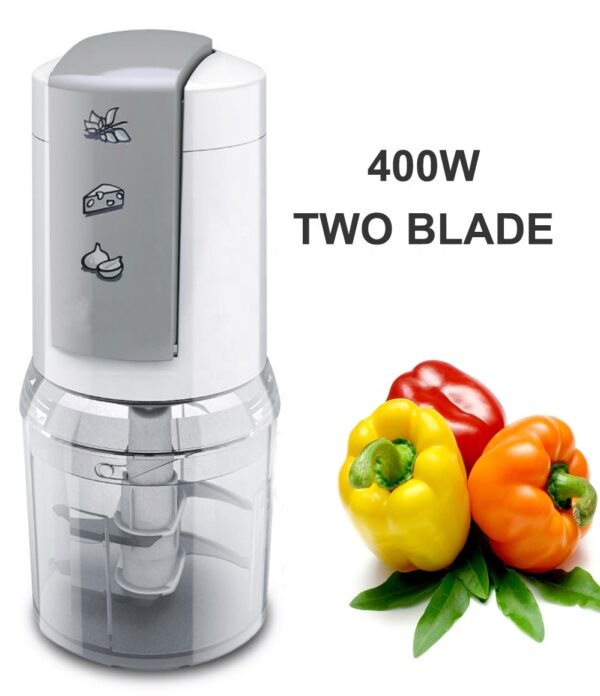 Multifunction electric food chopper with 304 ss for kitchen use