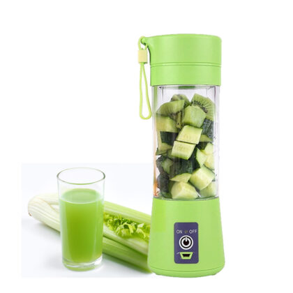 Easy food mixer 2020 hot USB portable blender 380ml