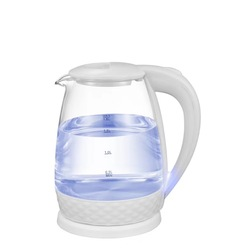 Spot Commodity Small Kitchen Appliances 1.8L 1500W Glass Electric Kettle Water Heater Tea Kettle