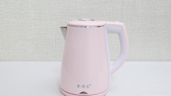 kitchen appliances commercial double layer 1.7L plastic electric water kettle